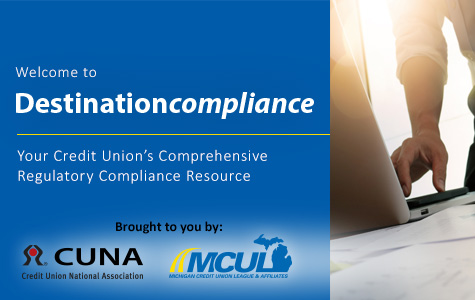 Destination Compliance Tablet