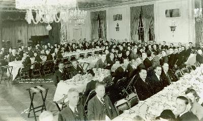 MCUL Annual Meeting 1937