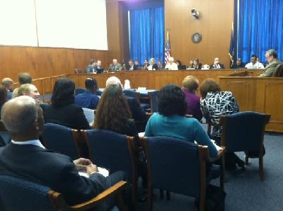 Michigan credit union leaders listen to Senate Banking Committee testimony