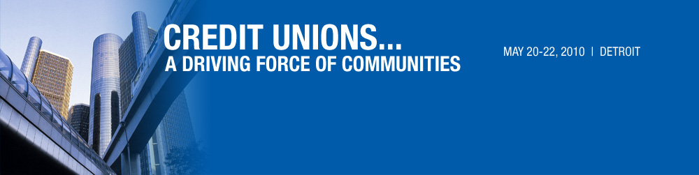 Credit Unions... a driving force of communities