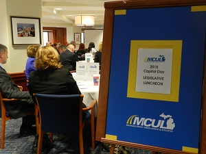 Credit Union Leaders Discuss Key Issues During 2015 Capitol