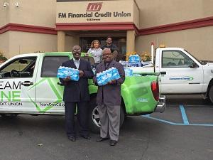 Team One Credit Union Fm Financial Credit Union And Flint Community