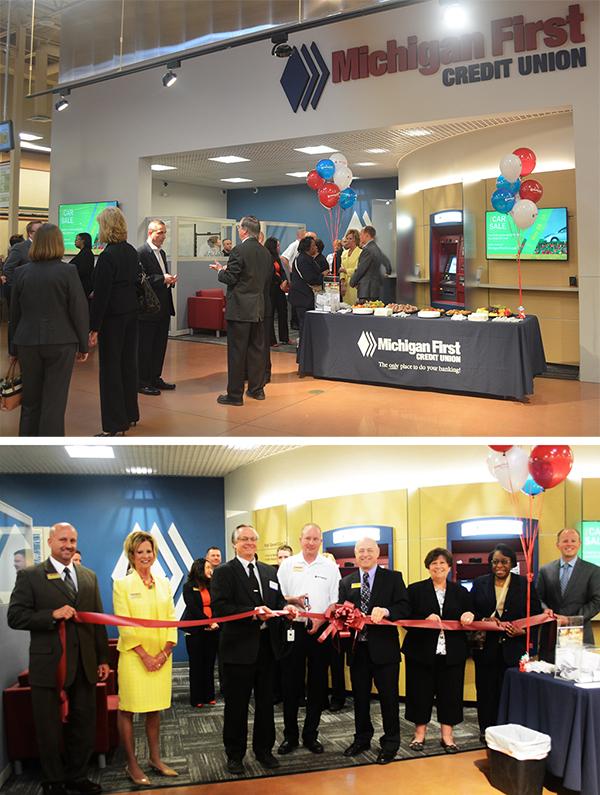 Michigan First CU Opens In-Store Kroger Branch - Michigan Credit