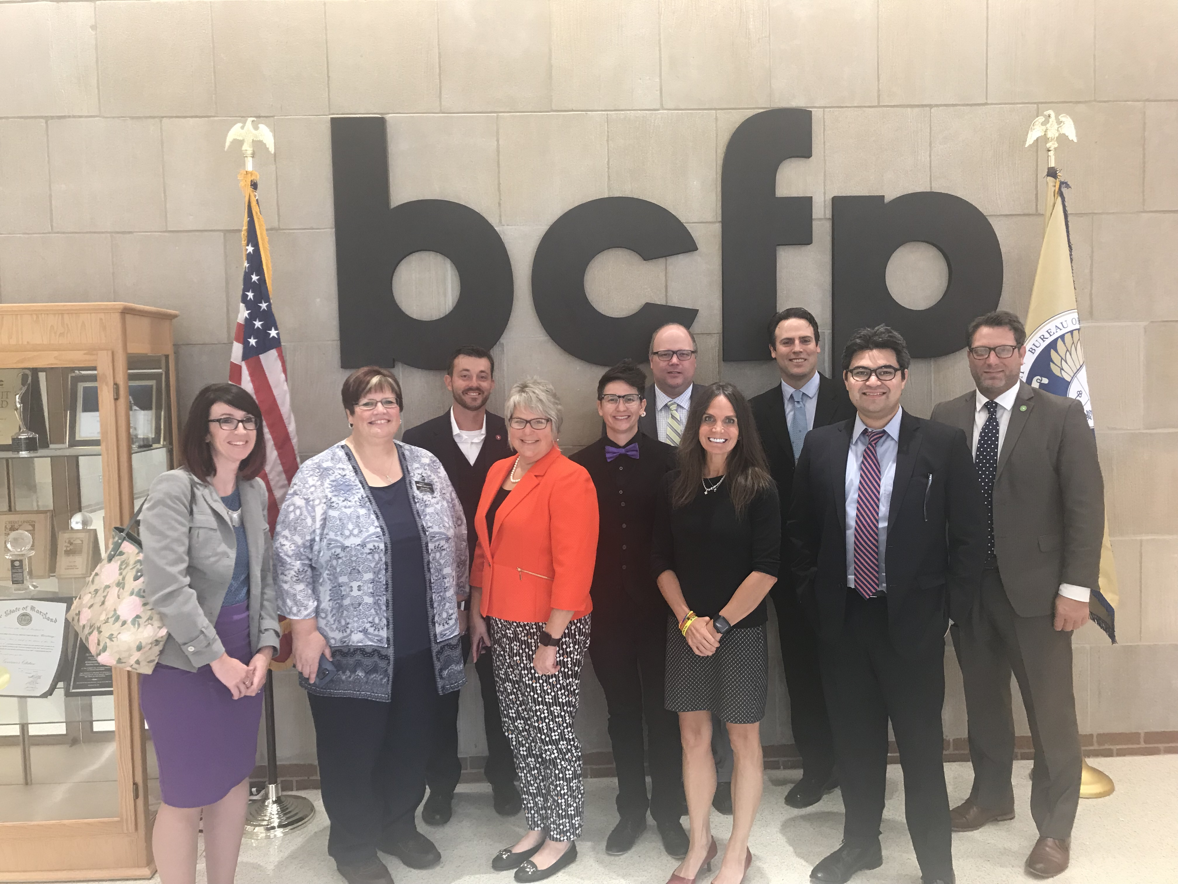 Reg affairs with BCFP